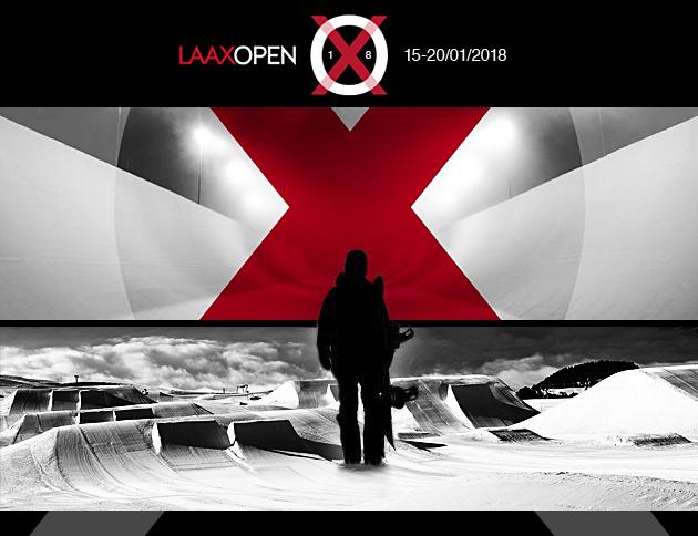 Laax Open 2018
