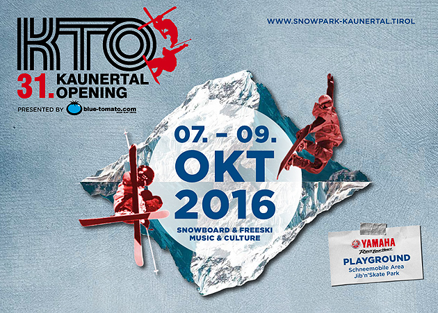 KTO - Kaunertal Opening 2016