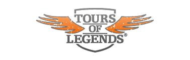 TOURS OF LEGENDS